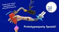 Prototypenparty special