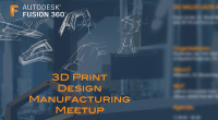 Fusion360™ MeetUp in Hannover