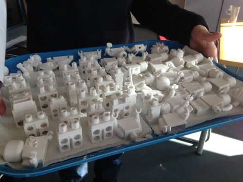 LEGO-Figuren 3D-Druck