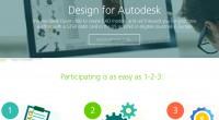 """Wettbewerb """"Design for Autodesk™"""""""
