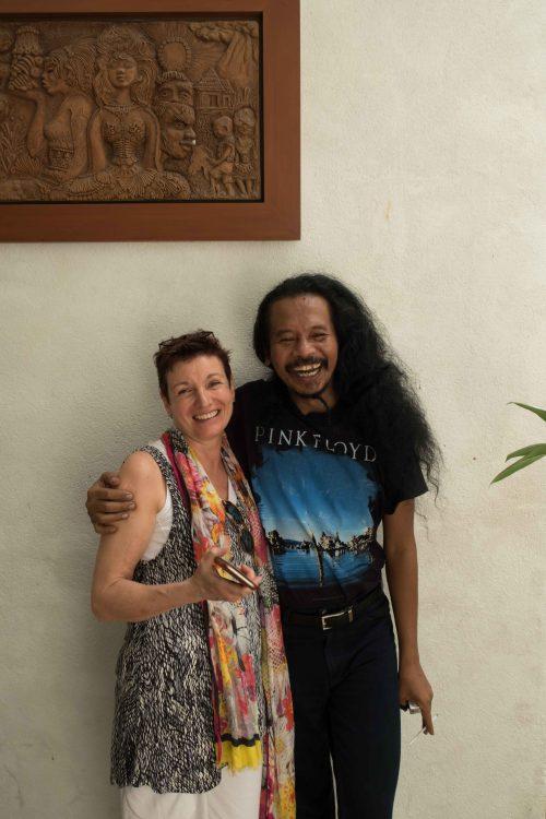 Nasirun and Gudrun Heindorf