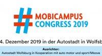 "Workshop  ""Mobicampus Congress 2019"""