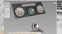 CAD 4 Autodesk Alias Autostudio- Level 2/Intro to SubD-Modeling